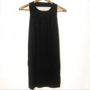 Club Monaco Halter dress with pockets XS